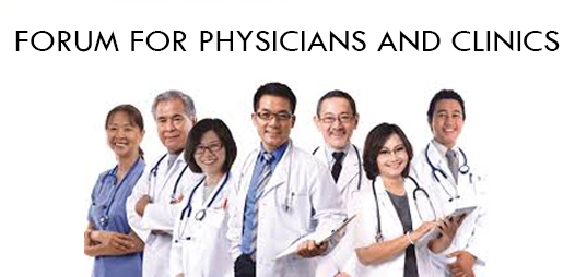 Forums for Physicians And Clinics